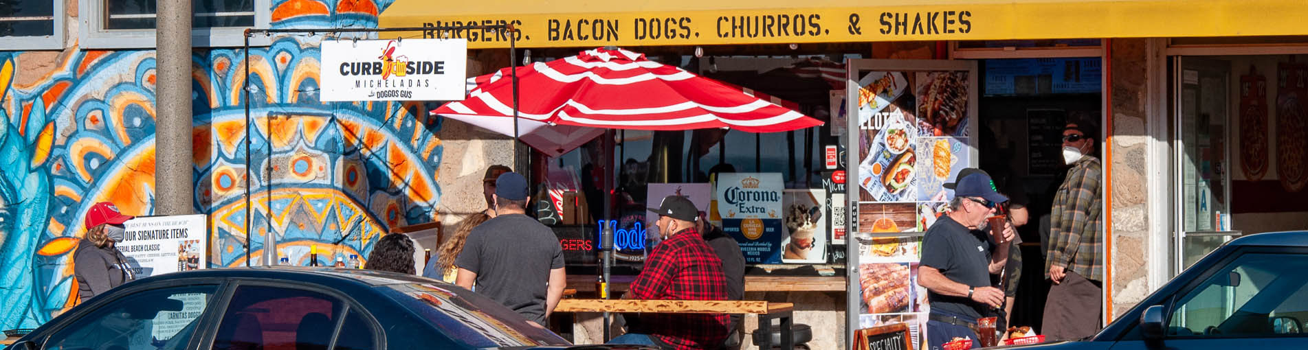 Imperial Beach Burgers Bacon Dogs Churros and Shakes